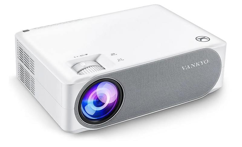 VANKYO LED βιντεοπροβολέας Performance V630, 1080p,  με ηχεία, λευκός - VANKYO 34471
