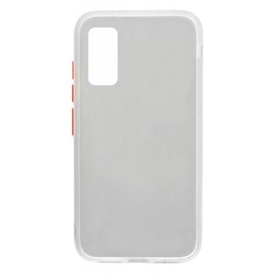 VENNUS Θήκη Color Button VNS-0037 για Samsung S20, διάφανη - VENNUS 31006