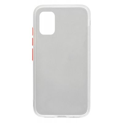 VENNUS Θήκη Color Button VNS-0038 για Samsung S20 Plus, διάφανη - VENNUS 31007