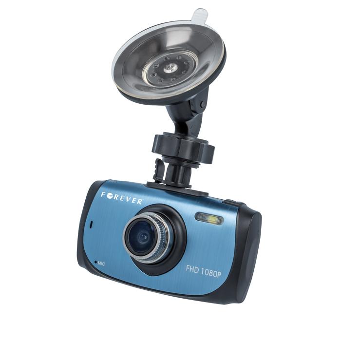 """FOREVER Car video recorder VR-320, Full HD, 2.7"""" LCD, με βάση - FOREVER 11710"""