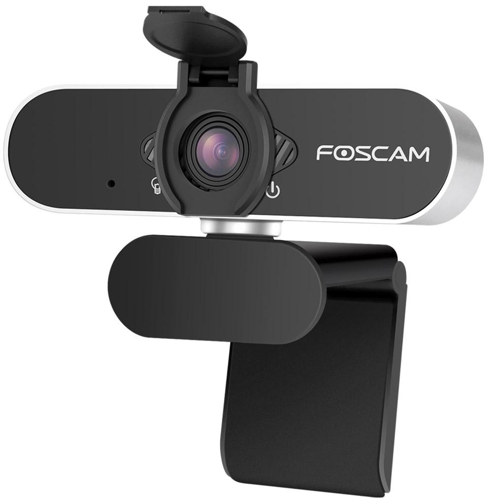 FOSCAM web κάμερα W21, USB, Full HD, μικρόφωνο, 84° γωνία θέασης, μαύρη - FOSCAM 34582