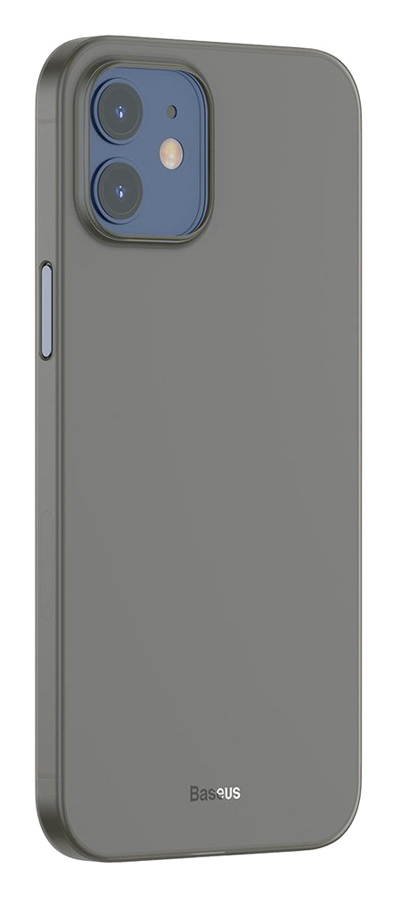 BASEUS θήκη Wing για iPhone 12 mini WIAPIPH54N-01, μαύρη - BASEUS 41172