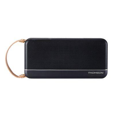 THOMSON Φορητό ηχείο WS02N, NFC, bluetooth, AUX in, 12W, 1200mAh, μαύρο - THOMSON 18505