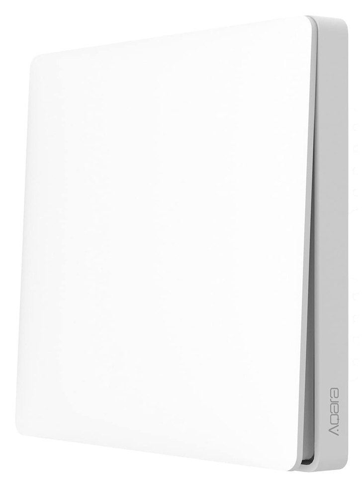 AQARA smart διακόπτης Single Rocker WXKG03LM, Zigbee, λευκός - AQARA 36942