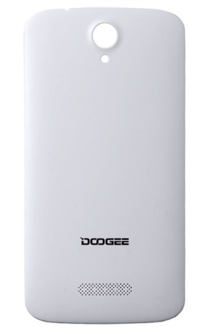 DOOGEE Battery Cover για Smartphone X6, White - DOOGEE 10092