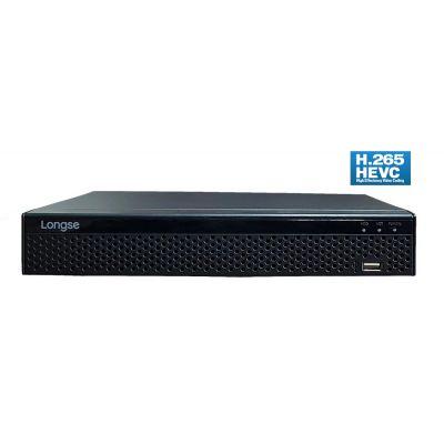 LONGSE XVR ΑΙ Υβριδικό καταγραφικό, H265+HD, DVR, 4+2 IP, 4-16 κανάλια - LONGSE 28166