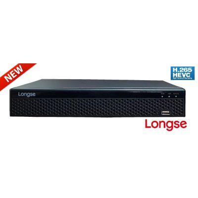 LONGSE XVR Υβριδικό καταγραφικό, H265+ HD, DVR, 8 έως 16 κανάλια IP - LONGSE 22875