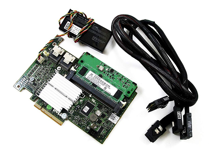 DELL used Raid controller XXFVX PowerEdge H700, 512MB - DELL 22911