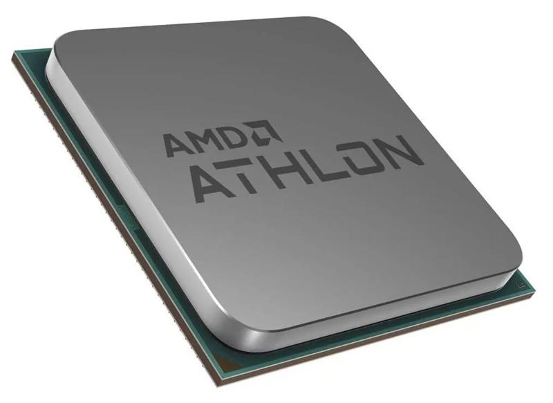 AMD CPU Athlon 3000G, 2 Cores, 3.5GHz, AM4, 5ΜΒ, tray - AMD 43067