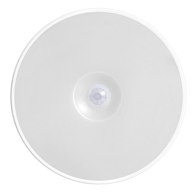Φωτιστικό τοίχου LED YET6136, με αισθητήρα κίνησης PIR, 0.15W, λευκό - UNBRANDED 37895