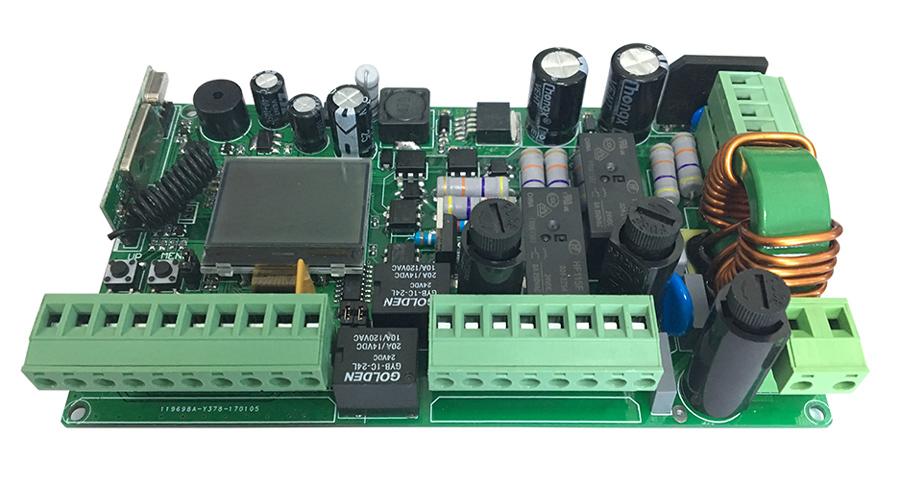 Ασύρματος δέκτης τηλεχειρισμού YET870, με 2 ασύρματα χειριστήρια - UNBRANDED 37892