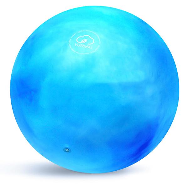 YUNMAI μπάλα γυμναστικής YMYB-P202, 65cm, μπλε - YUNMAI 37940