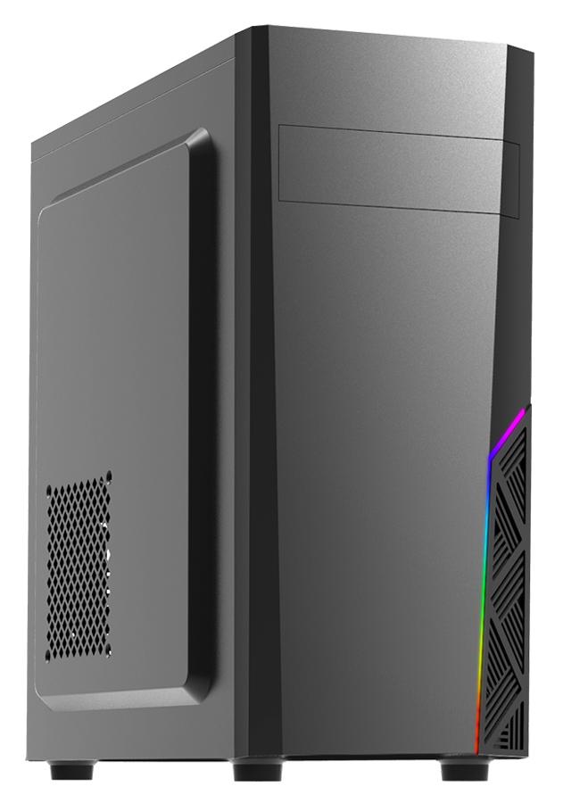 ZALMAN PC case ATX mid tower T8, 394.5x200x423mm, 1x fan - ZALMAN 41725