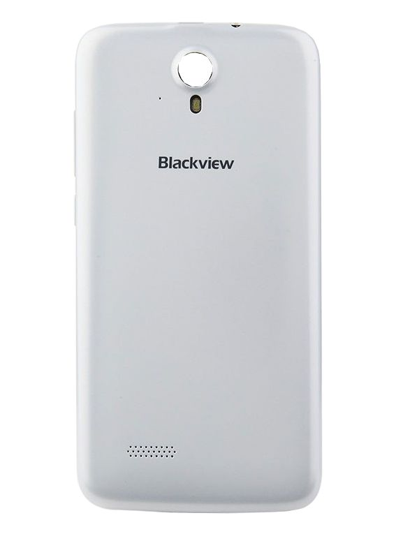 BLACKVIEW Battery Cover για Smartphone Zeta, White - BLACKVIEW 6294
