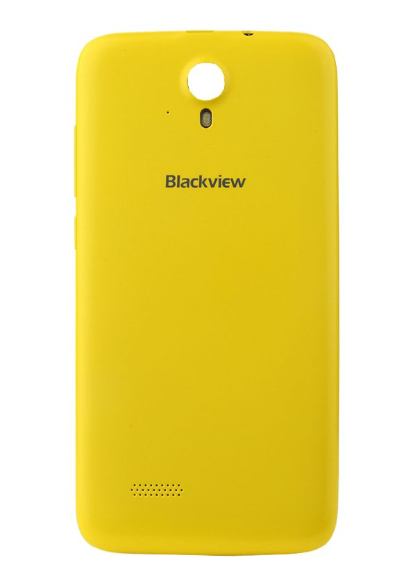 BLACKVIEW Battery Cover για Smartphone Zeta, Yellow - BLACKVIEW 6296