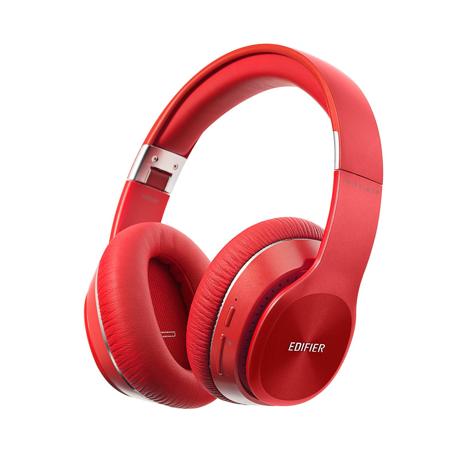 Headphones Edifier W820BT R - EDIFIER DOM010160