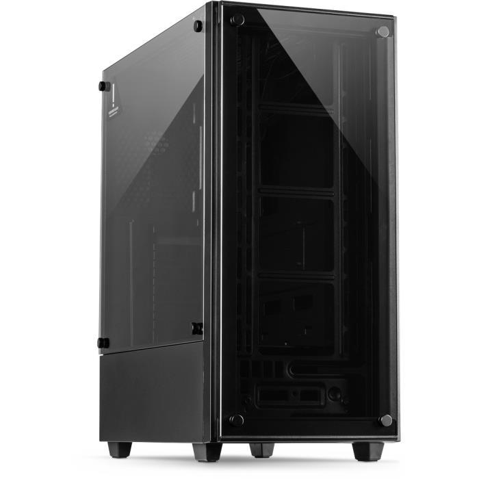 Computer Case Inter-Tech C-303 MIRROR - INTER-TECH DOM020155