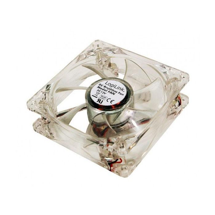 Case Cooler 8cm Logilink FAN102 - LOGILINK DOM030156