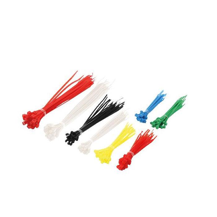Cable Tie Set 3 lengths 200pcs Logilink KAB0018 - LOGILINK DOM030410