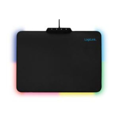 Mousepad Gaming Logilink with RGB LED ID0155 - LOGILINK DOM030606