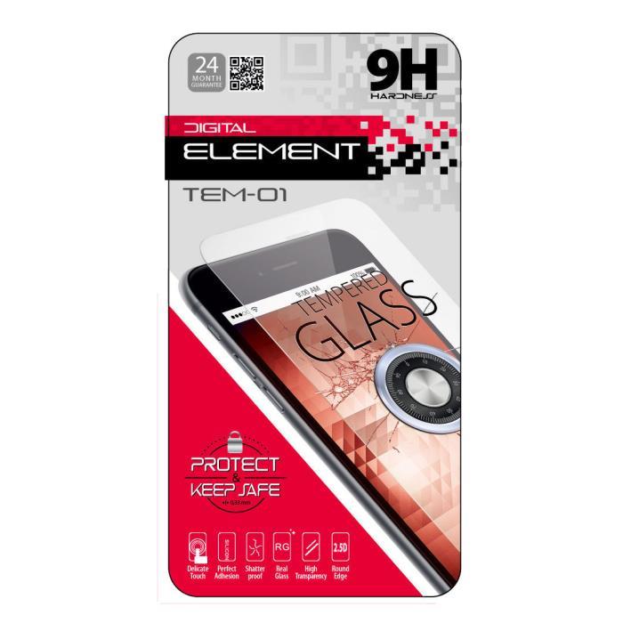 Tempered Glass Element for  Lenovo A7000 TEM-01 - ELEMENT DOM080403