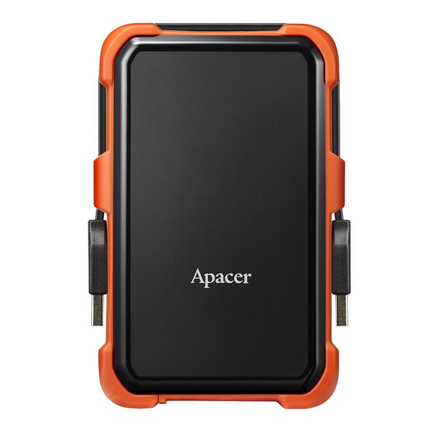 USB 3.1 External HDD 2.5'' Apacer AC630 1T - APACER DOM110150