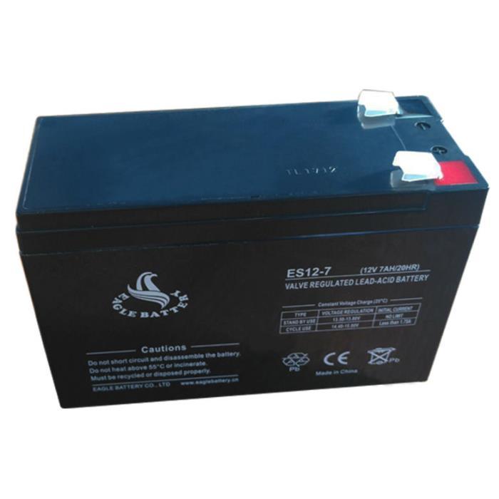 Ups Battery EagleTech 12V 7Ah - OEM DOM120056