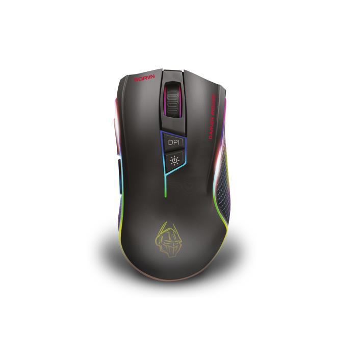 Mouse Zeroground RGB MS-3000G SORIIN - ZEROGROUND DOM220023