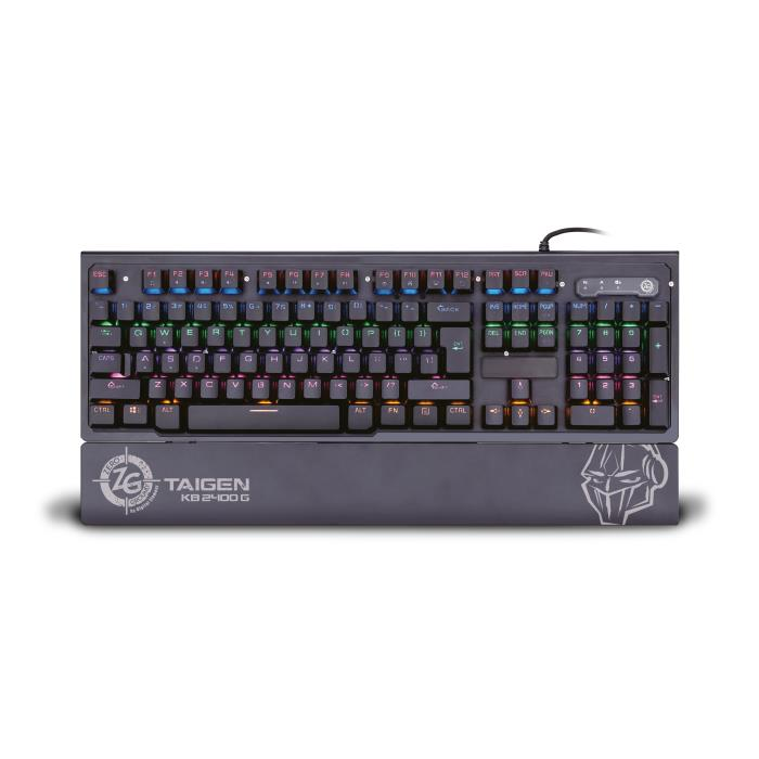 Keyboard Mechanical Zeroground KB-2400G TAIGEN v2.0 - ZEROGROUND DOM220029