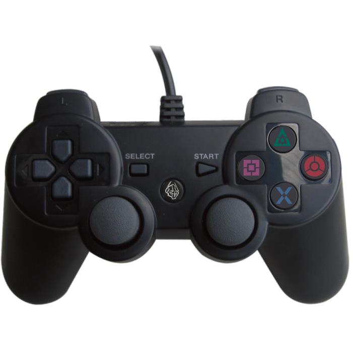 Gamepad Zeroground GP-1000 ANDO PC/P3 - ZEROGROUND DOM220037