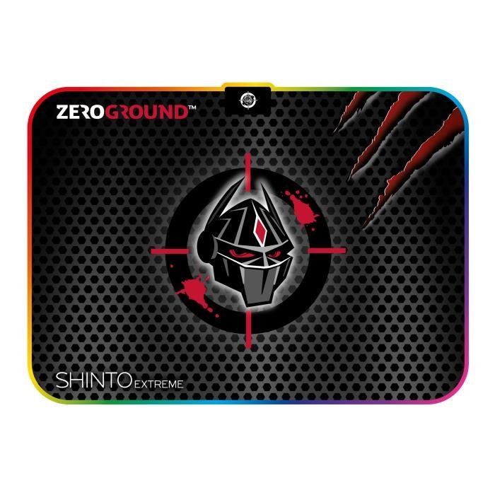 Mousepad Zeroground RGB MP-1900G SHINTO EXTREME v2.0 - ZEROGROUND DOM220062