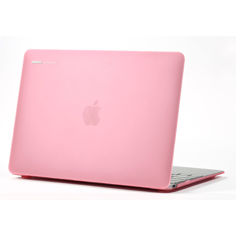 Pc Case Remax for Macbook 12'' Pink - REMAX DOM230258