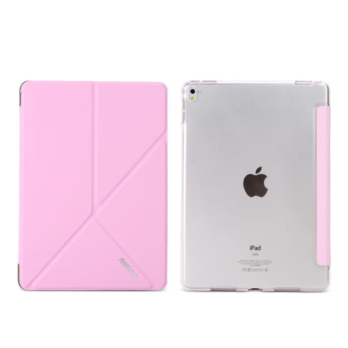 Tablet Case Remax for iPad Pro 12.2''  Pink TRANSFORMER - REMAX DOM230379