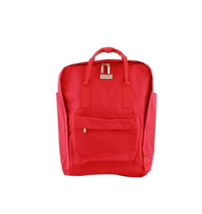 Double Laptop Backpack WK Red WT-B10 - DOM250398
