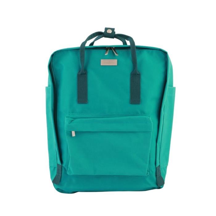 Double Laptop Backpack WK Blue WT-B10 - DOM250400