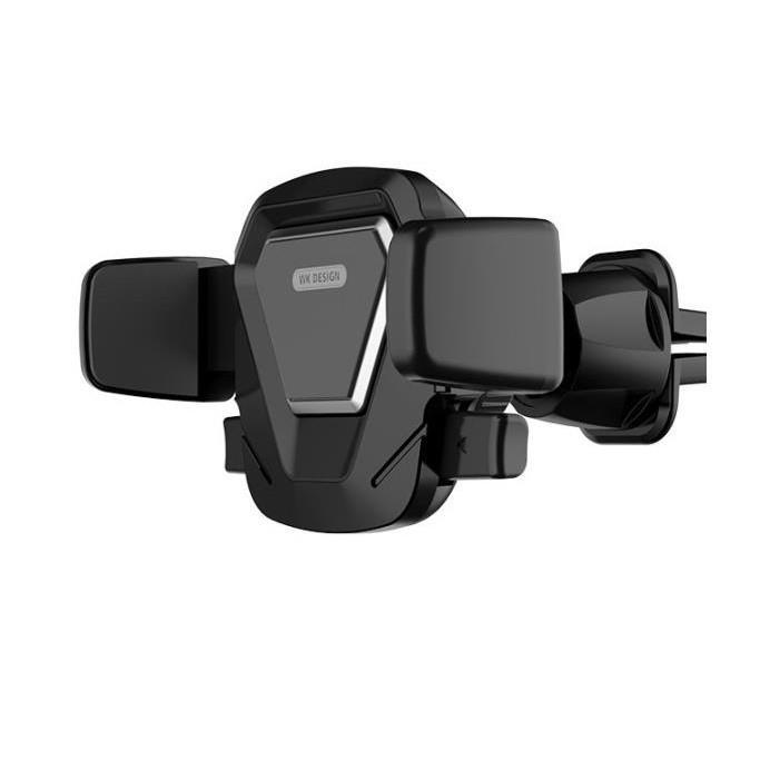 Holder for Smartphone WK WP-U82 Black - DOM250493