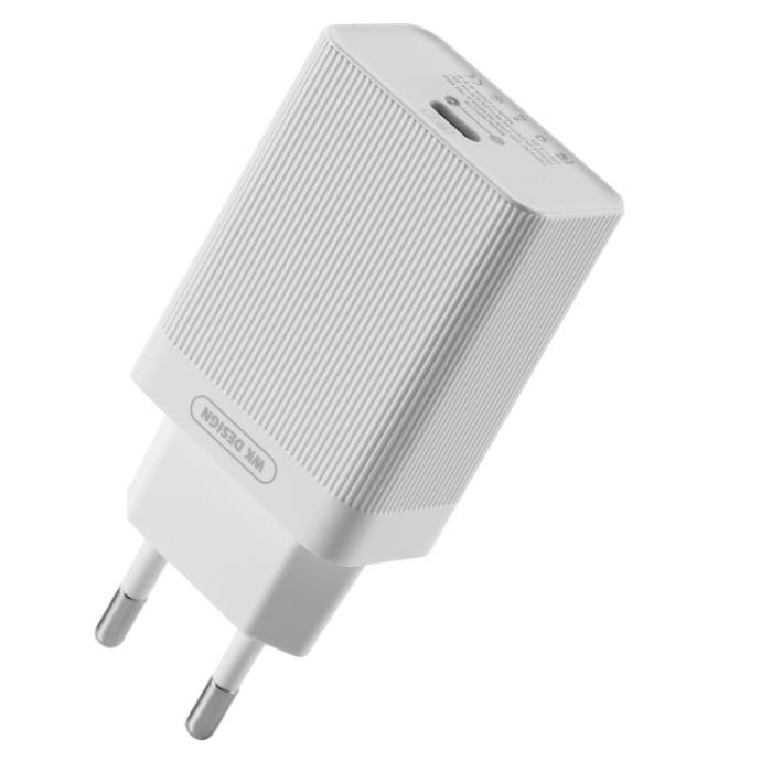 Quick Charger PD 18W WK WP-U76 - DOM250520