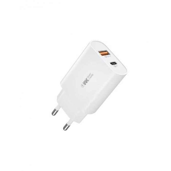 Quick Charger 3.0 + PD 18W WK WP-U101 - DOM250527