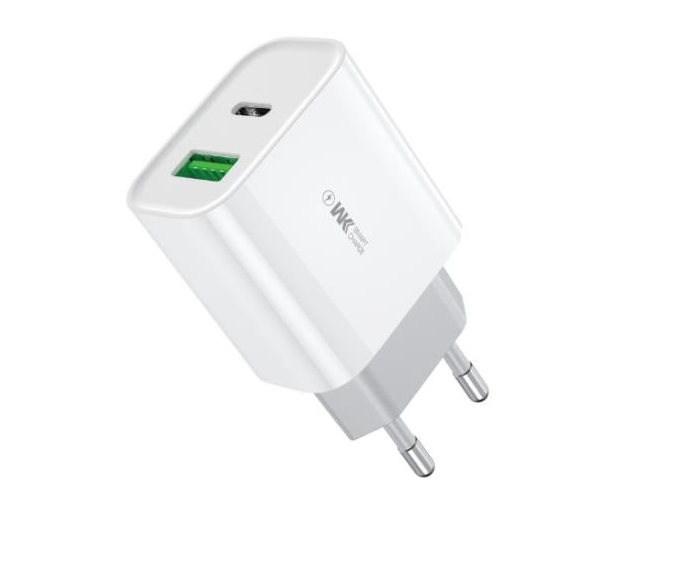 Quick Charger 3.0 + PD 20W WK WP-U53 - DOM250565