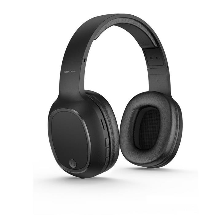 Headphones BT WK M8 Black - DOM250569