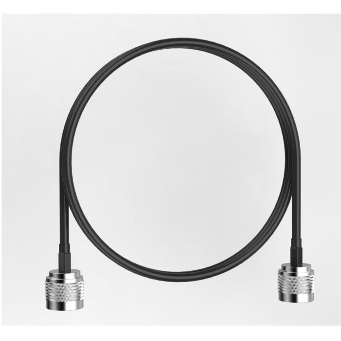 Cable Antenna N to N Pigtaill LMR200 1m WIS-PT100N - DOM290018