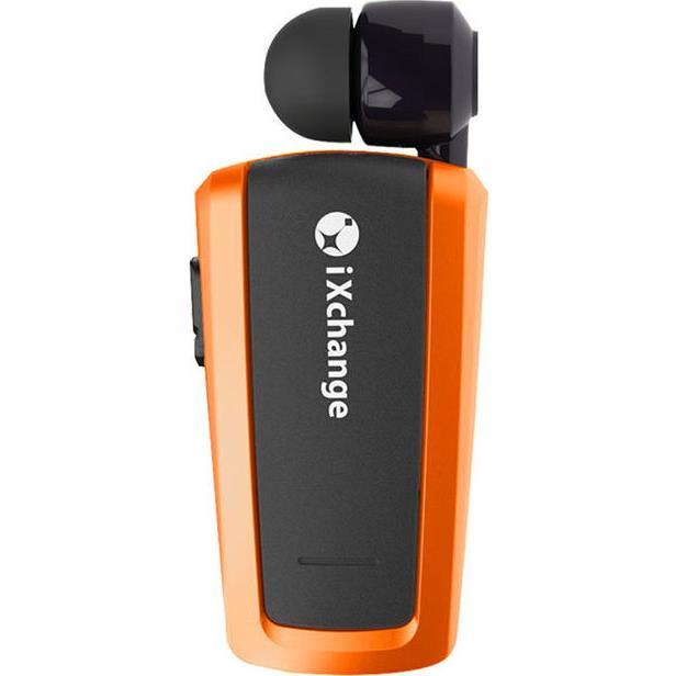Retractable BT Mini Headset UA25 Orange iXchange - IXCHANGE DOM310003