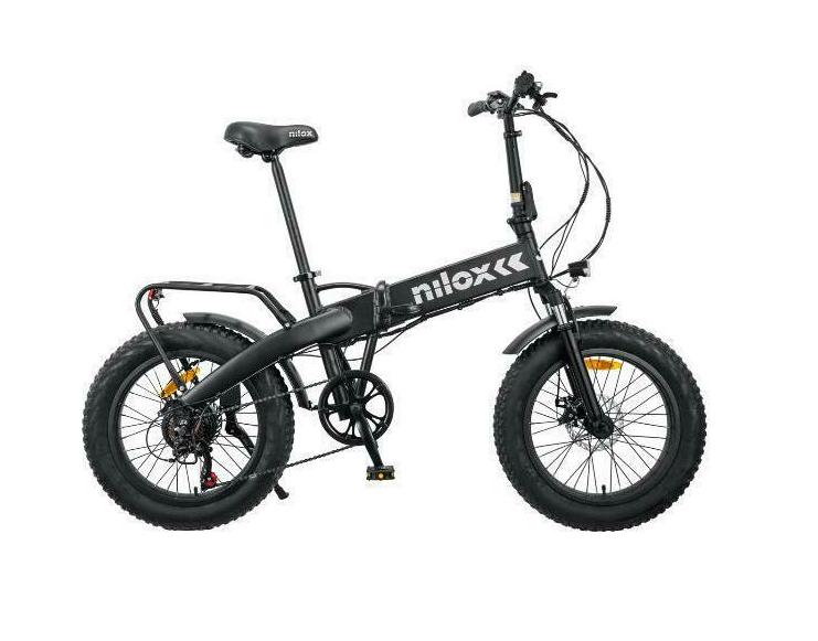 NILOX DOC E-BIKE J4 Ηλεκτρικό ποδήλατο 30NXEB207V001V2
