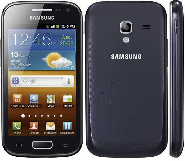 Dummy Phone Samsung i8160 Galaxy Ace 2 Μαύρο