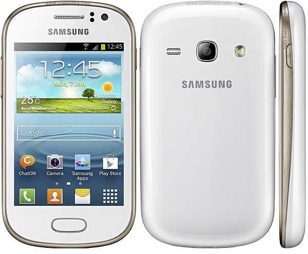 Dummy Phone Samsung S6810 Galaxy Fame Λευκό