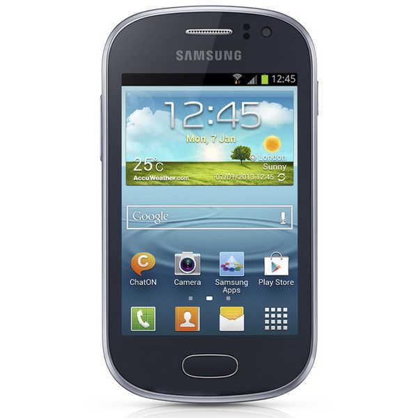 Dummy Phone Samsung S6810 Galaxy Fame Μπλέ