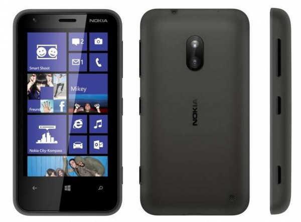 Dummy Phone Nokia Lumia 620 Μαύρο