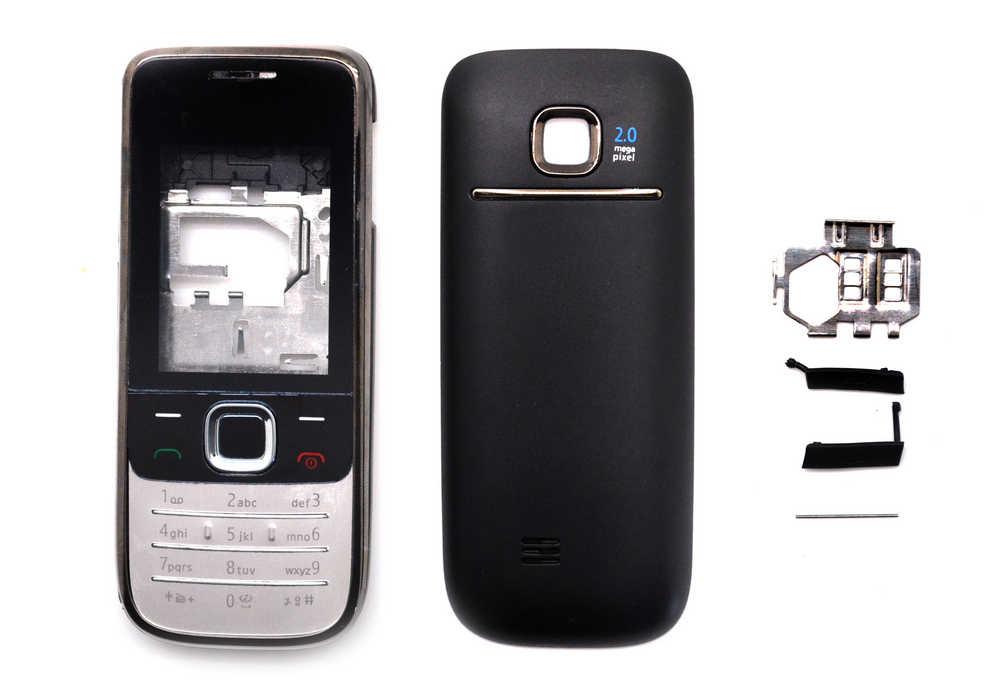 Πρόσοψη Nokia 2730 Classic Μαύρη OEM