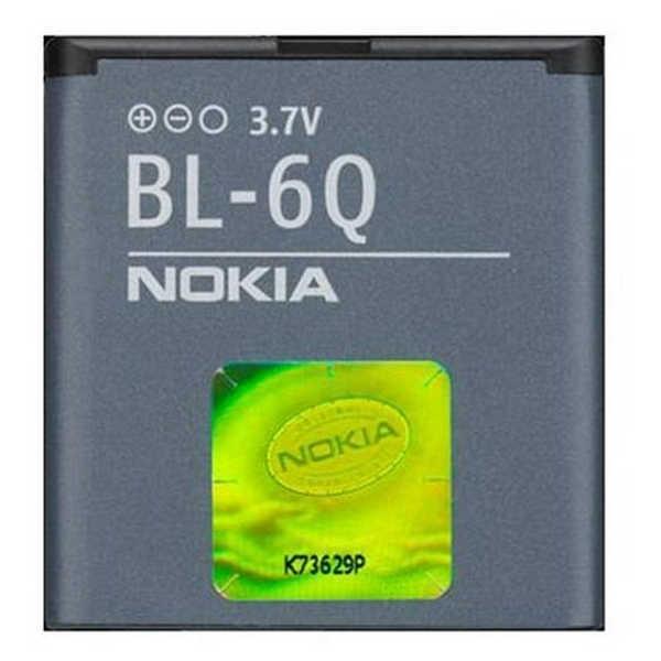 Μπαταρία Nokia BL-6Q για 6700 Classic Original Bulk