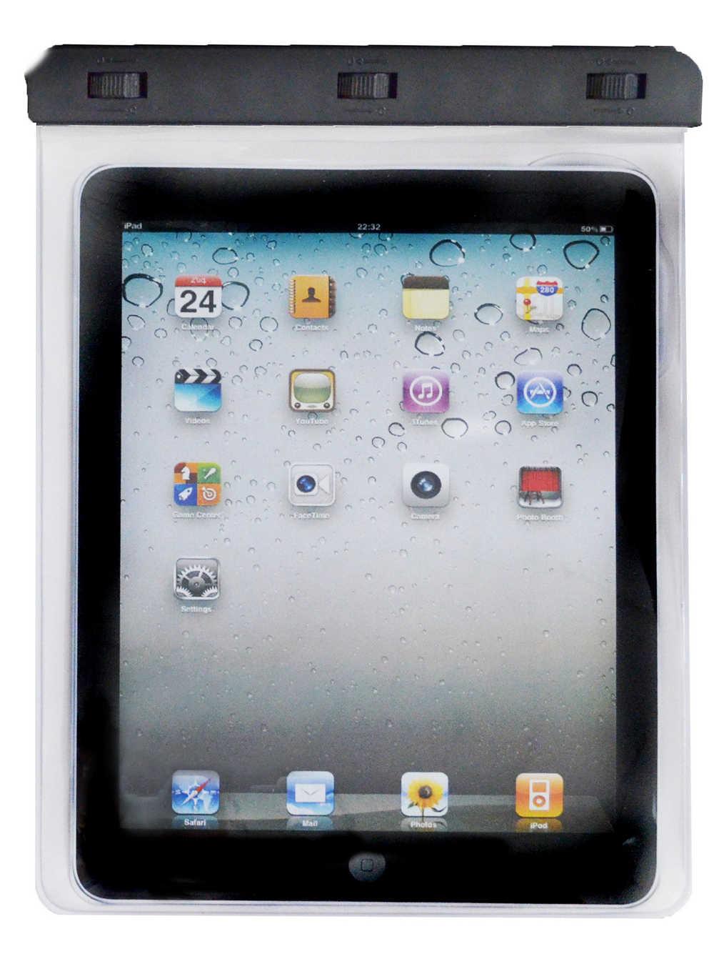 Θήκη Αδιάβροχη Ancus για Apple iPad και Ηλεκτρονικών Συσκευών Λευκή (29 cm x 21 cm)